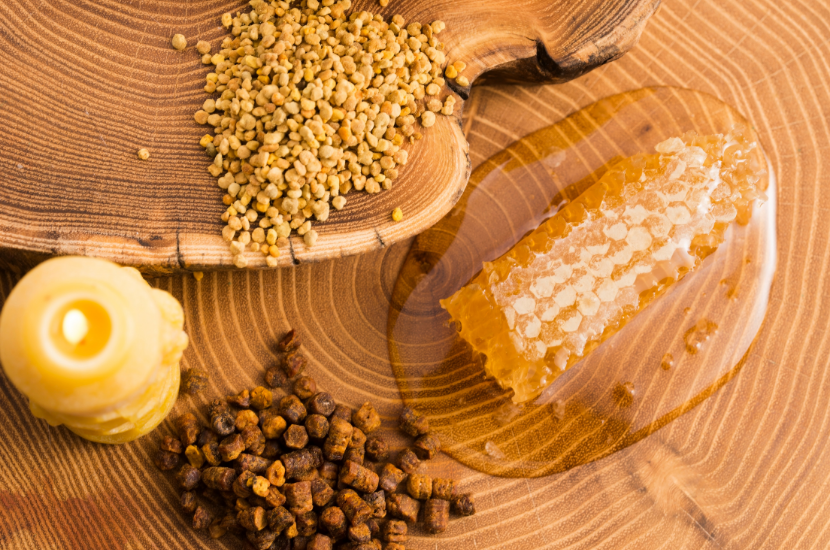 Bee Products Other Than Honey